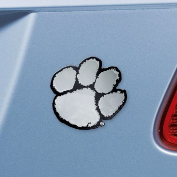 Picture of Clemson Emblem - Chrome