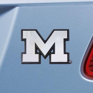 Picture of Michigan Emblem - Chrome