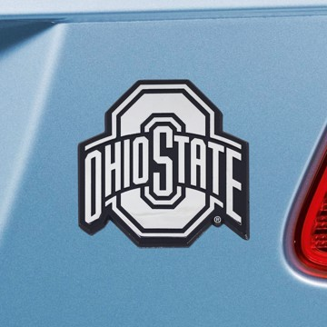 Picture of Ohio State Emblem - Chrome