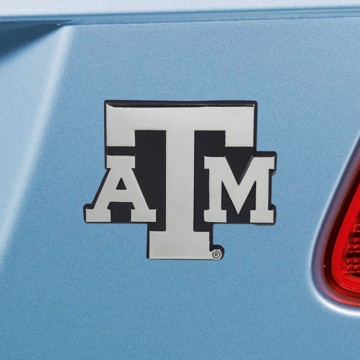 Picture of Texas A&M Emblem - Chrome