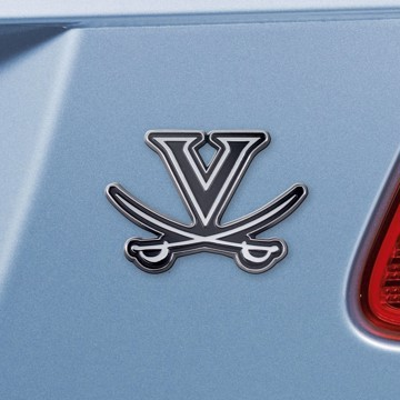 Picture of Virginia Emblem - Chrome