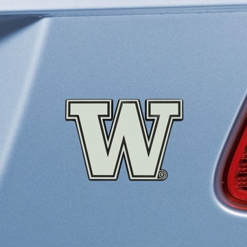 Picture of Washington Emblem - Chrome