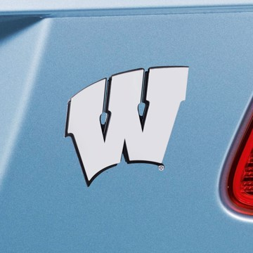 Picture of Wisconsin Emblem - Chrome