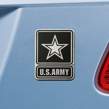 Picture of U.S. Army Emblem - Chrome