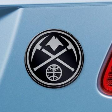 Picture of NBA - Denver Nuggets Emblem - Chrome