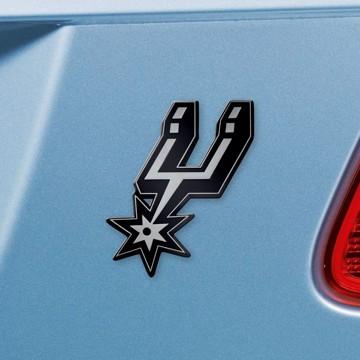 Picture of NBA - San Antonio Spurs Emblem - Chrome
