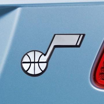 Picture of NBA - Utah Jazz Emblem - Chrome