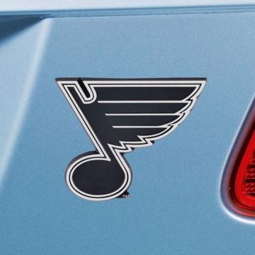 Picture of NHL - St. Louis Blues Emblem - Chrome