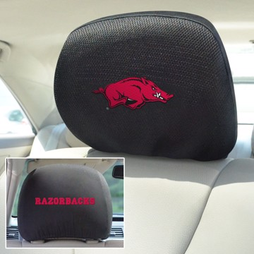 Picture of Arkansas Headrest Cover Set