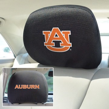 Picture of Auburn Headrest Cover Set