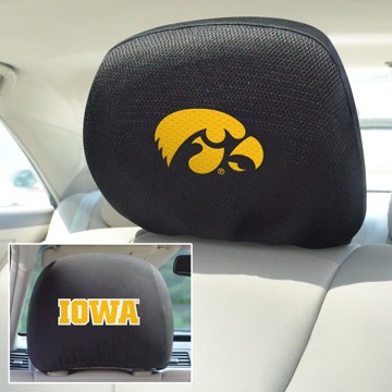 Picture of Iowa Headrest Cover Set