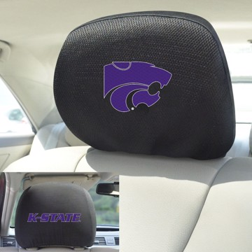 Picture of Kansas State Headrest Cover