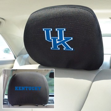 Picture of Kentucky Headrest Cover Set