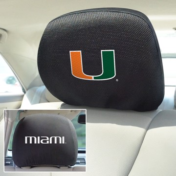 Picture of Miami Headrest Cover Set