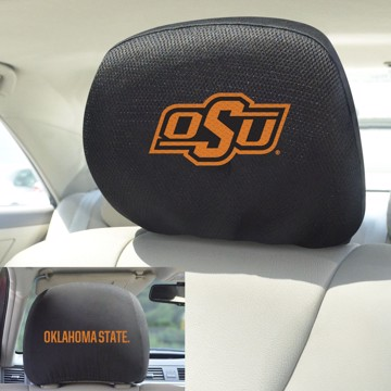 Picture of Oklahoma State Headrest Cover
