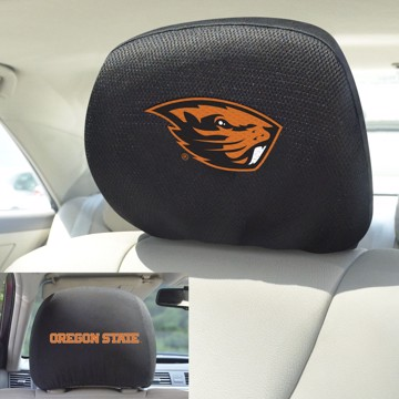 Picture of Oregon State Headrest Cover Set