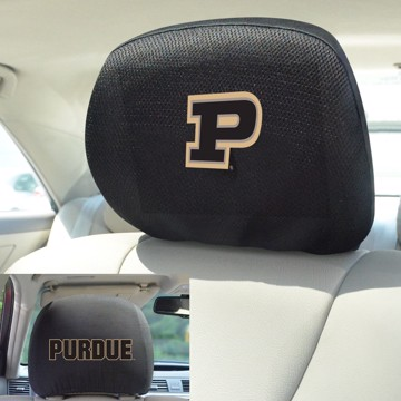 Picture of Purdue Headrest Cover