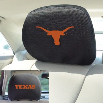 Picture of Texas Headrest Cover Set