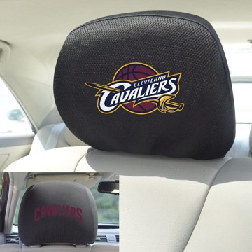 Picture of NBA - Cleveland Cavaliers Headrest Cover Set