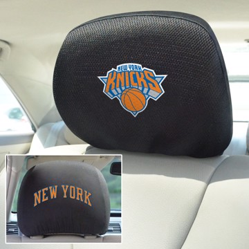 Picture of NBA - New York Knicks Headrest Cover Set
