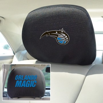Picture of NBA - Orlando Magic Headrest Cover Set