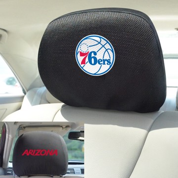Picture of NBA - Philadelphia 76ers Headrest Cover