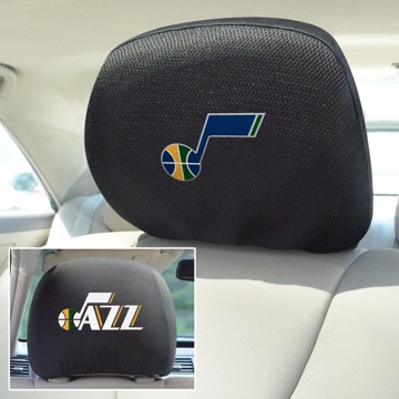 Picture of NBA - Utah Jazz Headrest Cover Set