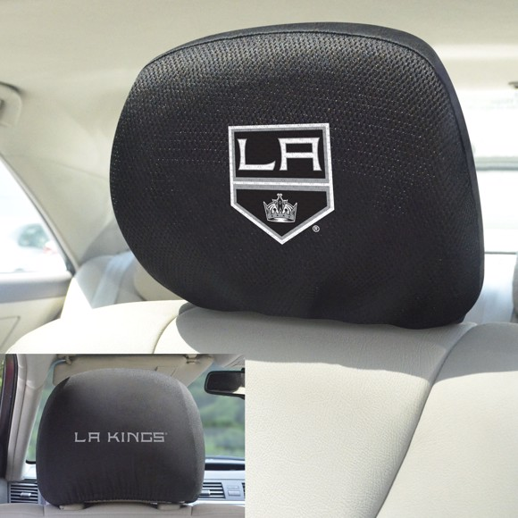 Picture of NHL - Los Angeles Kings Headrest Cover Set