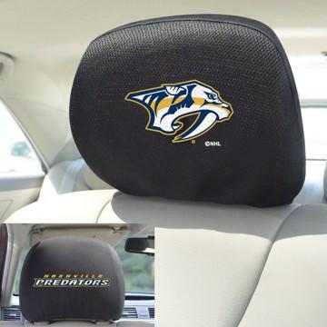 Picture of NHL - Nashville Predators Headrest Cover