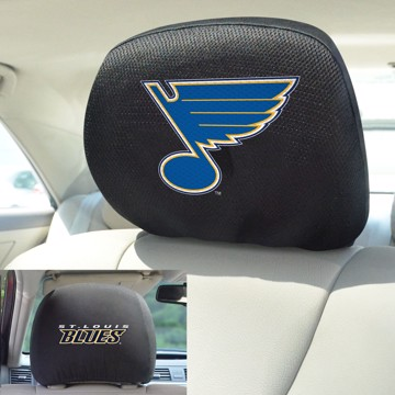 Picture of NHL - St. Louis Blues Headrest Cover Set