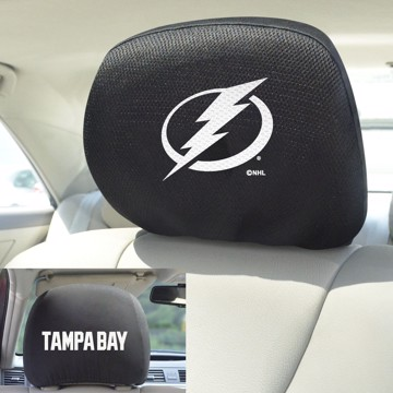 Picture of NHL - Tampa Bay Lightning Headrest Cover