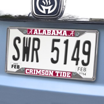 Picture of Alabama License Plate Frame