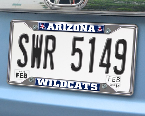 Picture of Arizona License Plate Frame
