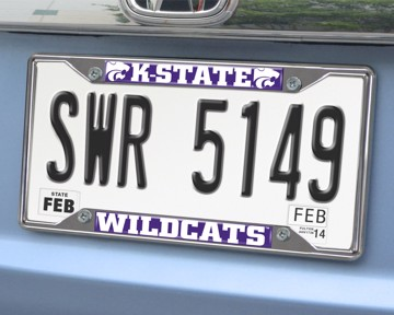 Picture of Kansas State License Plate Frame