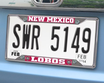Picture of New Mexico License Plate Frame