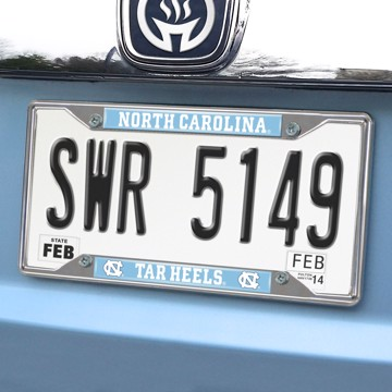 Picture of North Carolina License Plate Frame