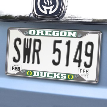 Picture of Oregon License Plate Frame