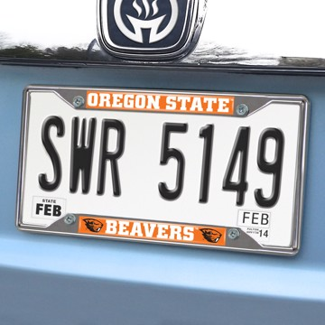 Picture of Oregon State License Plate Frame