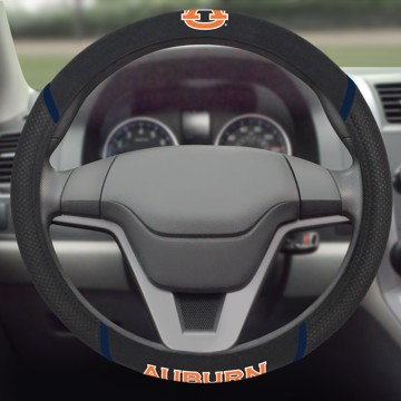 Picture of Auburn Steering Wheel Cover