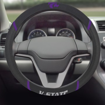 Picture of Kansas State Steering Wheel Cover