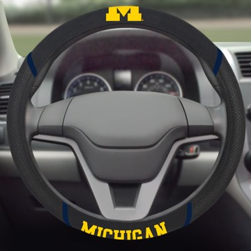 Picture of Michigan Steering Wheel Cover