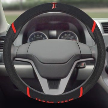 Picture of Texas Tech Steering Wheel Cover