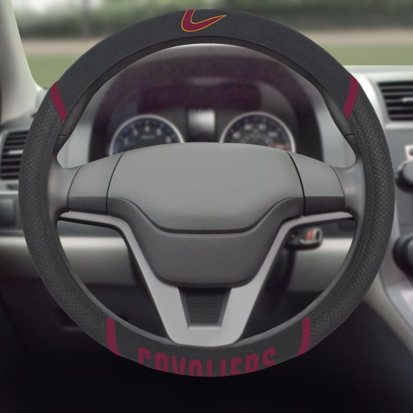 Picture of NBA - Cleveland Cavaliers Steering Wheel Cover