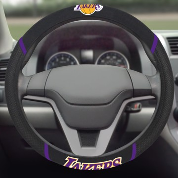 Picture of NBA - Los Angeles Lakers Steering Wheel Cover