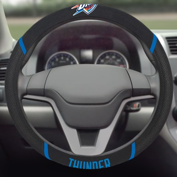 Picture of NBA - Oklahoma City Thunder Steering Wheel Cover