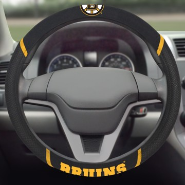 Picture of NHL - Boston Bruins Steering Wheel Cover