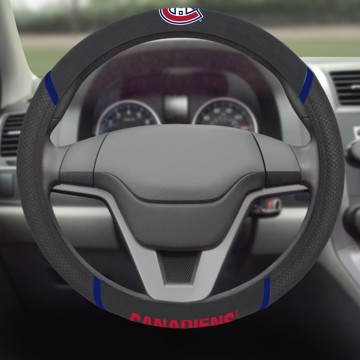 Picture of NHL - Montreal Canadiens Steering Wheel Cover