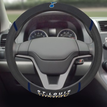 Picture of NHL - St. Louis Blues Steering Wheel Cover