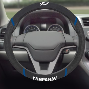 Picture of NHL - Tampa Bay Lightning Steering Wheel Cover