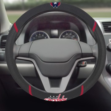 Picture of NHL - Washington Capitals Steering Wheel Cover